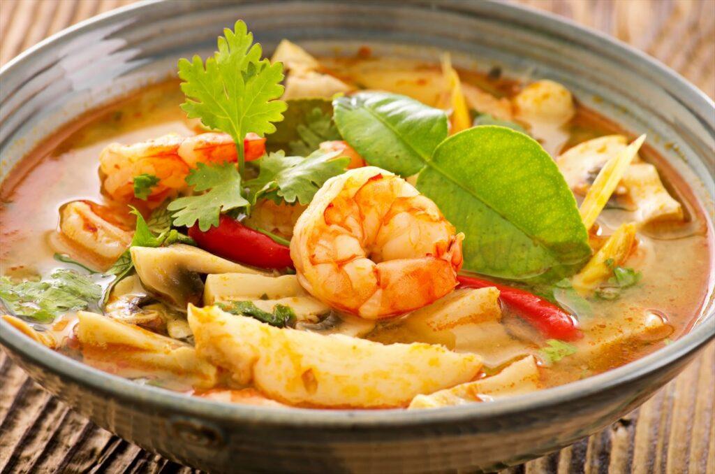 タイ料理 トムヤンクン