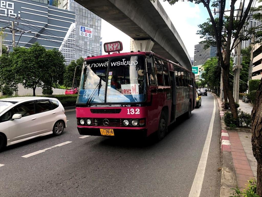 バンコク市内バス