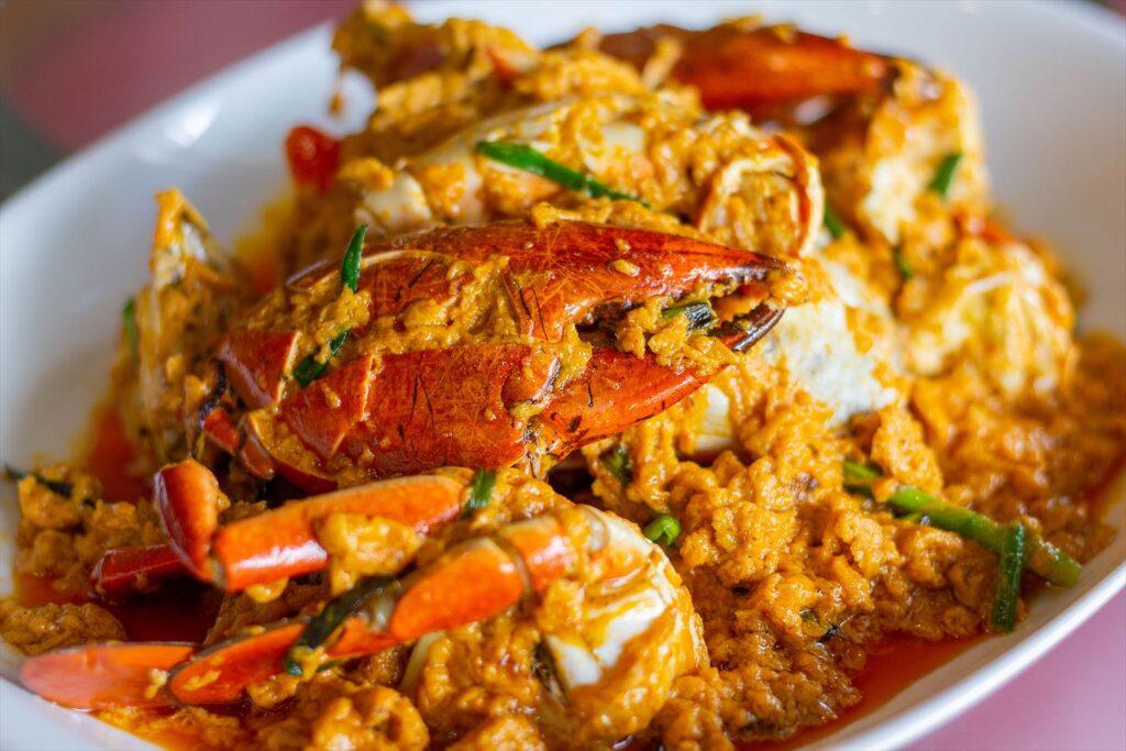 タイ料理 パッポンカリー