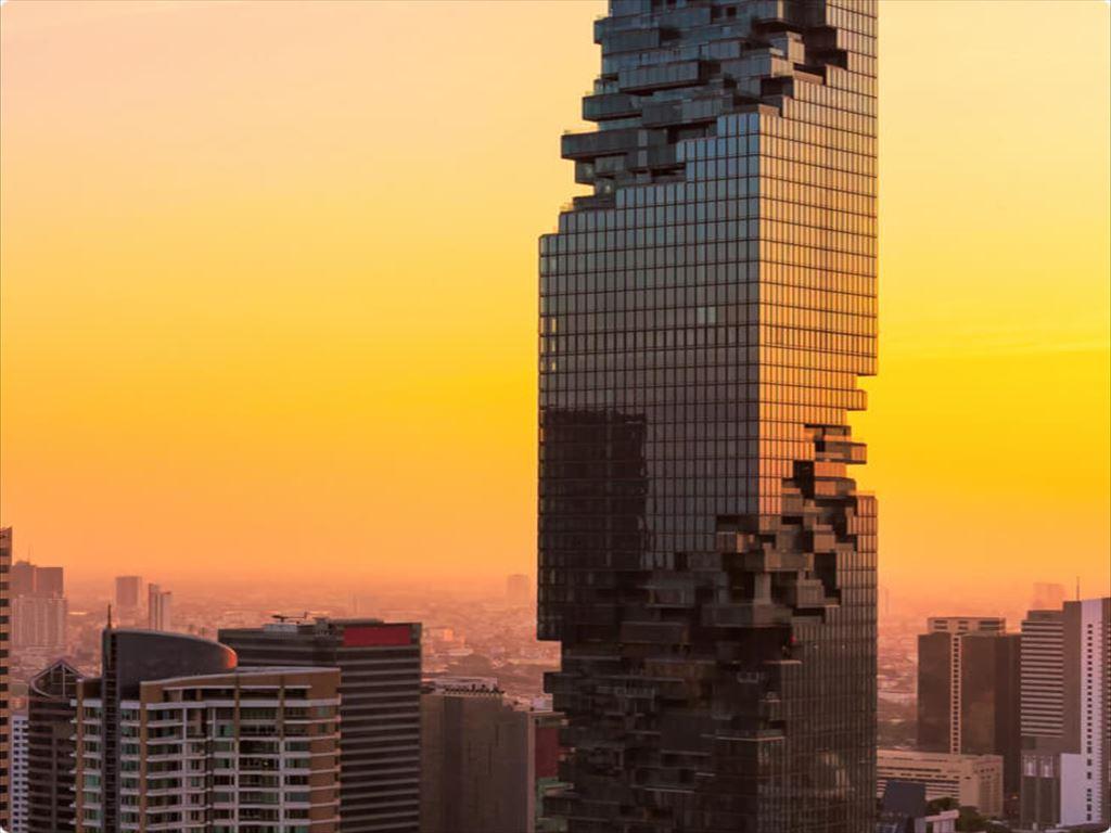 マハナコンタワー バンコク