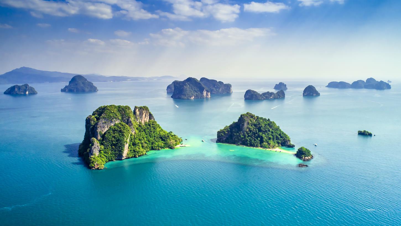 タイ 観光 島
