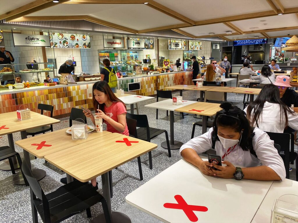 タイ バンコク 飲食店