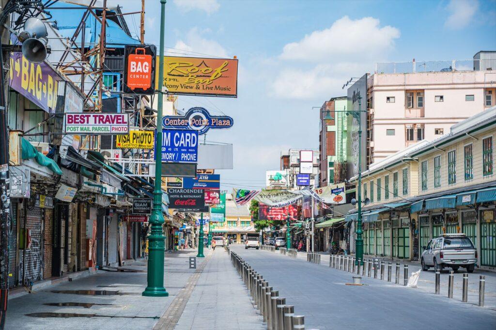 タイ バンコク コロナ