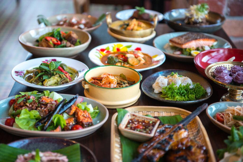 タイ 料理