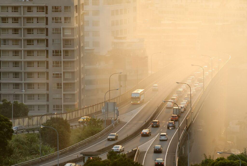 タイ 大気 汚染