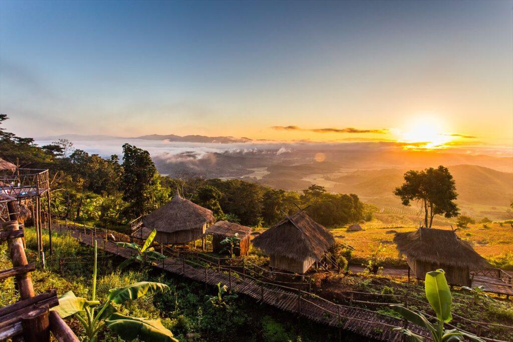 タイ北の街 チェンライ