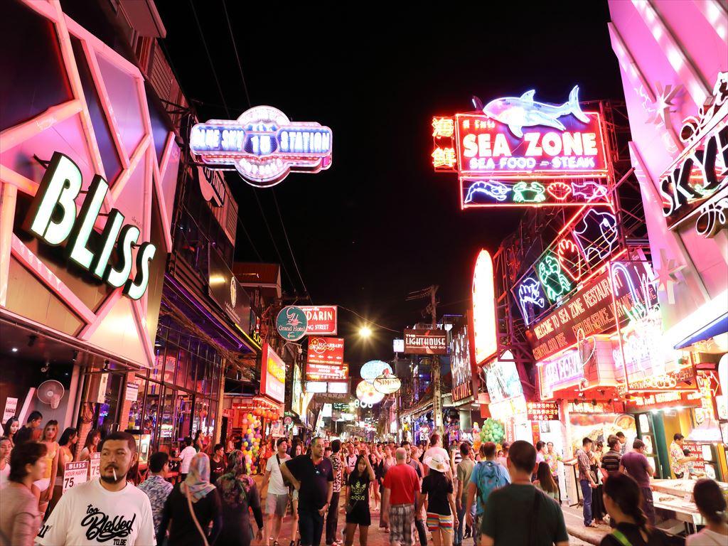 タイ 夜の店 経営