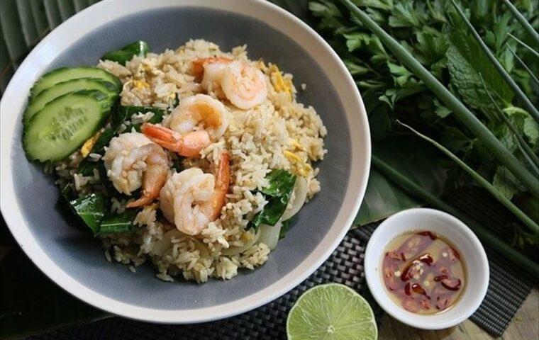 タイ料理 カオパット